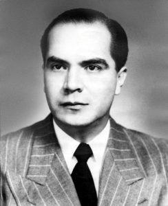 Rodrigo Facio Brenes
